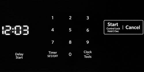 Horno KitchenAid KOSC504ESS eléctrico por convección con opciones de selección de tonos de alerta, señal de fin de ciclo, apagado programado, reloj digital selección de modos de lenguaje y grados farenheit o centígrados.