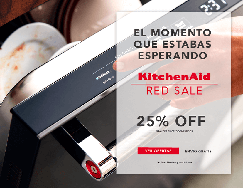 Red SALE Kitchen Aid